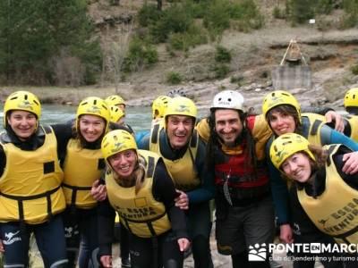 Rafting río Ara; belenes vivientes madrid; viajes culturales desde madrid